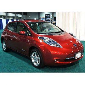 Nissan LEAF elektromos autóhoz