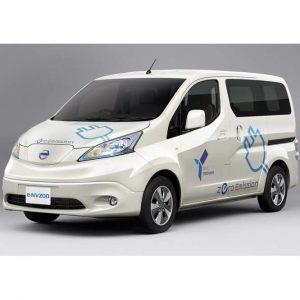 Nissan e-NV200 elektromos autókhoz