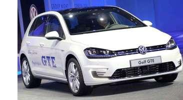 VW Golf GTE hybrid