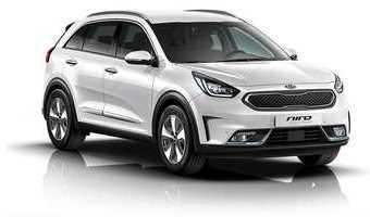Kia Niro PHEV hibrid autókhoz ajánljuk