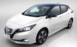 Új (2018) Nissan LEAF elektromos autójához ajánljuk