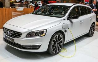 Volvo V60 Hibrid
