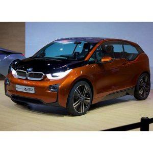 BMW i3 elektromos autókhoz