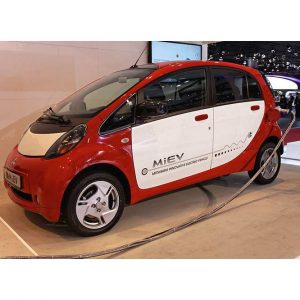Mitsubishi MiEV elektromos autóhoz