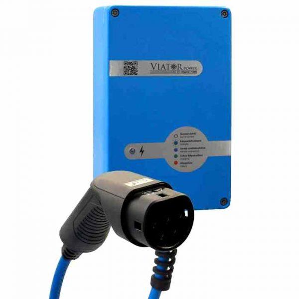 töltőpont Smart ForTwo Electric