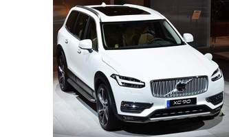 Volvo XC90 Twin Engine hibrid