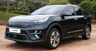 Kia Niro EV elektromos autó