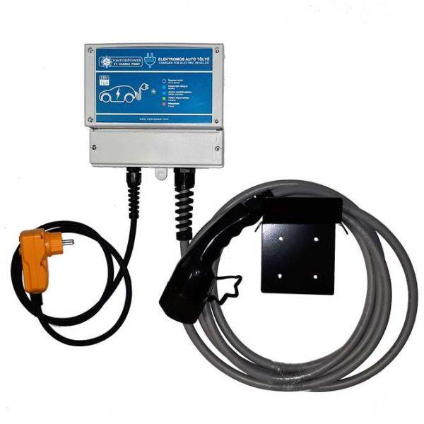 e-Plug elektromos autó töltő
