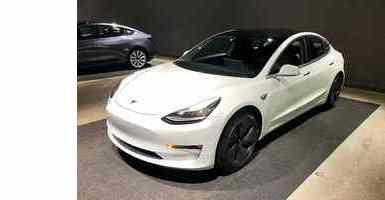 töltők Tesla Model 3
