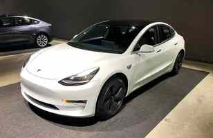 Tesla Model 3 sorozatú autókhoz
