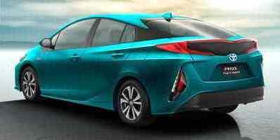 Toyota Prius Hybrid (2017-es) Type2 autójához ajánljuk