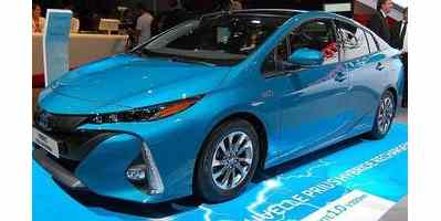 Toyota Prius Hybrid (2012) Type1 autókhoz