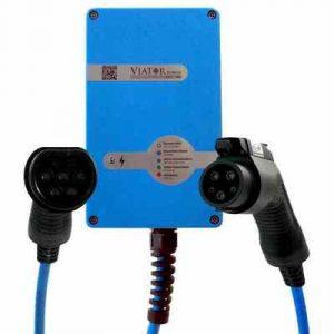 eCABLE fali gyorstöltő hibrid és elektromos autókhoz, 3.7 – 22 kW