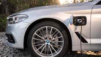 autó töltők BMW 530e