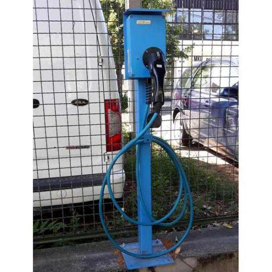 ViatorPower referencia - kültéri parkoló